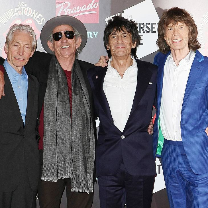 Rolling Stones kündigen Bühnen-Comeback an