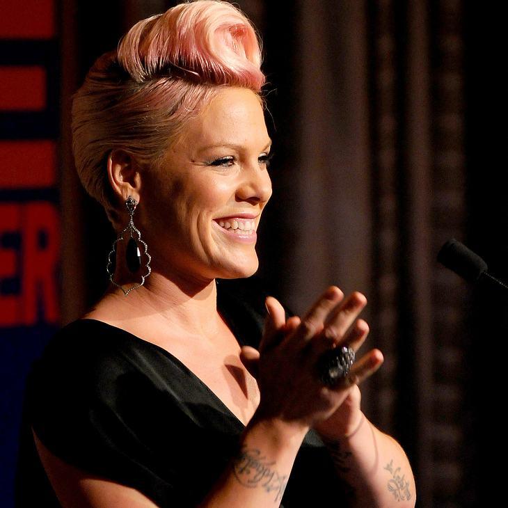 Pink freut sich auf Comeback-Tour
