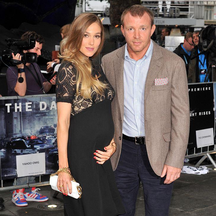Guy Ritchie: Wird er wieder Vater?