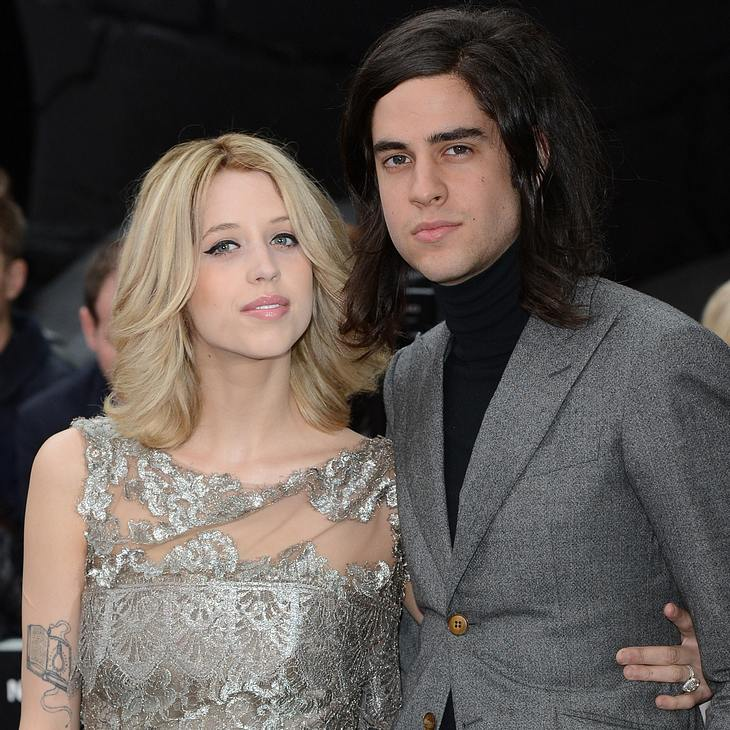 Peaches Geldof hat geheiratet