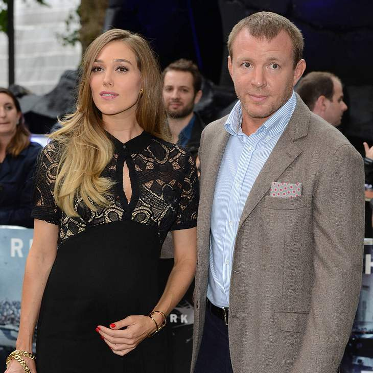 Guy Ritchie ist wieder Vater geworden