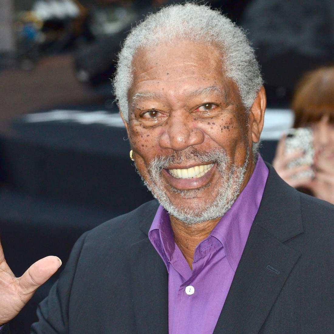 Morgan Freeman leiht Homosexuellen seine Stimme