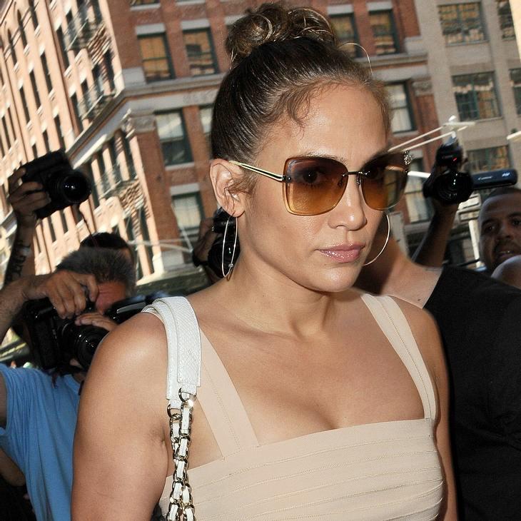 Jennifer Lopez verklagt ihren Chauffeur