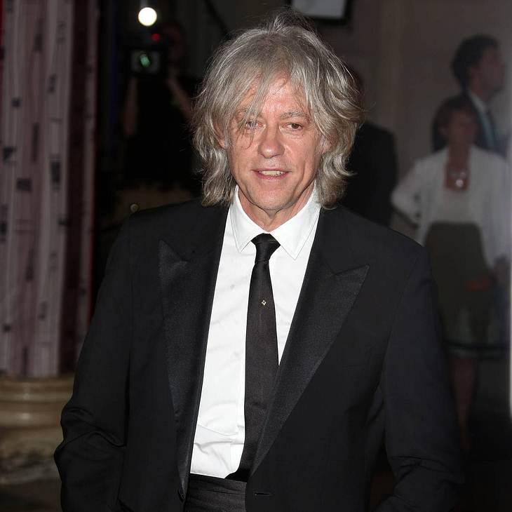 Bob Geldof: Boomtown Rats-Reunion geplant!