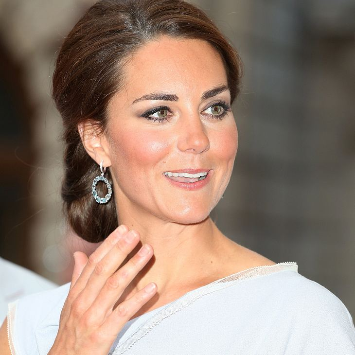Kate Middleton befeuert Schwangerschaftsgerüchte