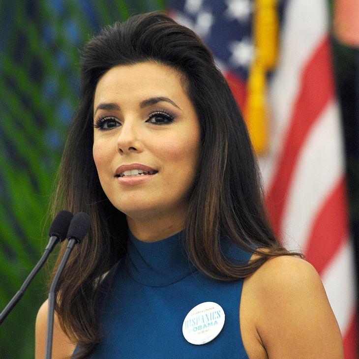 Eva Longoria unterstützt höhere Steuern