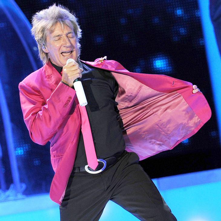 Rod Stewart: Er hatte sie alle!