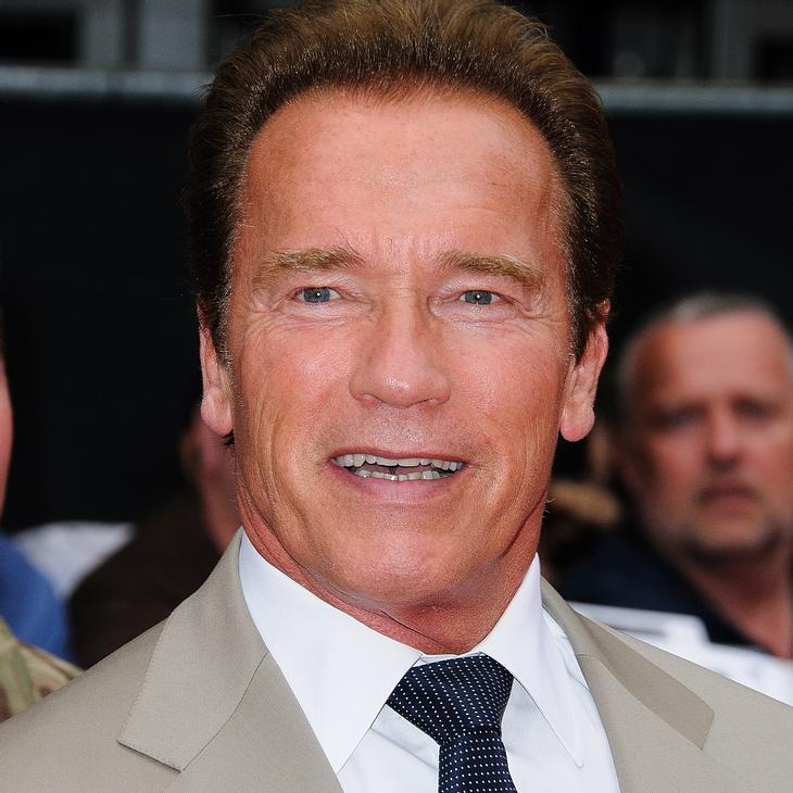 Arnold Schwarzenegger eine Gefahr für sich selbst?!