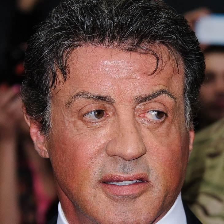 Sylvester Stallone: Zeit heilt alle Wunden?