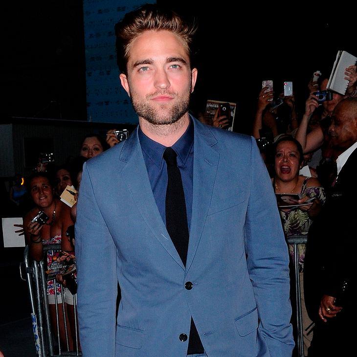 Robert Pattinson: Erneut World's Sexiest Man