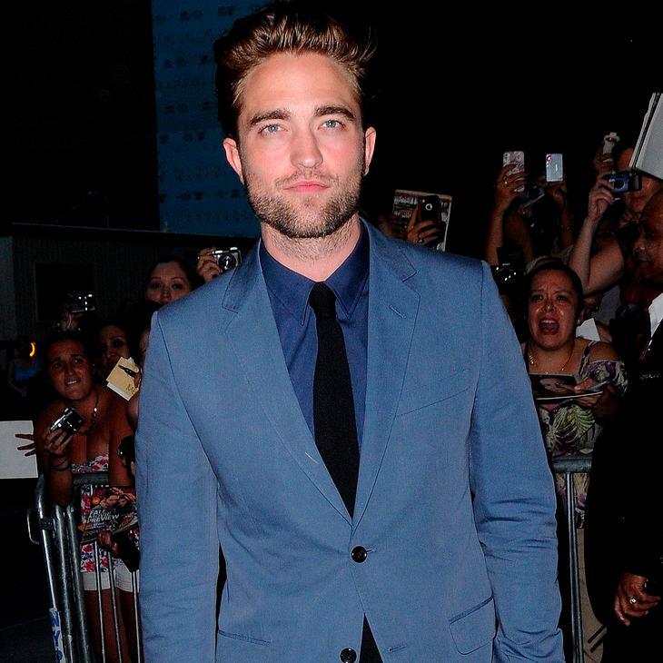 Robert Pattinson wirbt für Dior