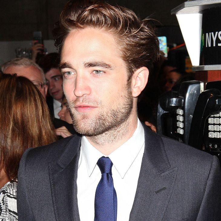 Robert Pattinson flirtet fremd!