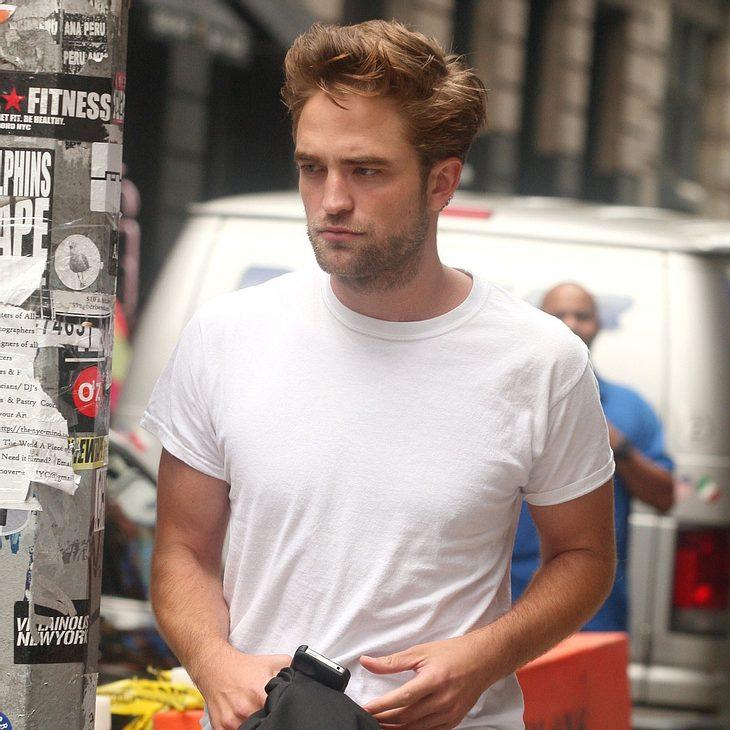 Robert Pattinson hasst seinen Spitznamen