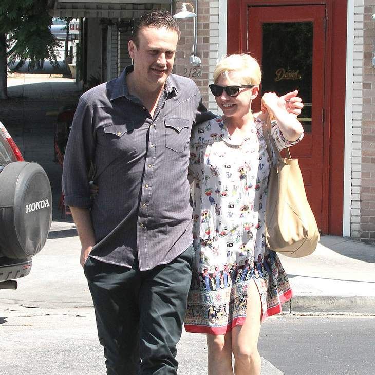 Michelle Williams und Jason Segel: Angebliche Trennung