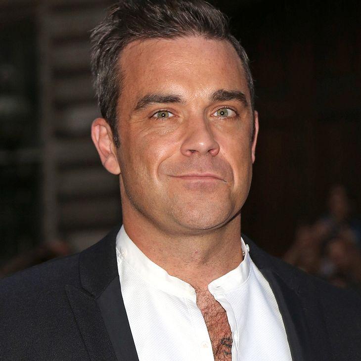 Robbie Williams gibt Adele Erziehungstipps