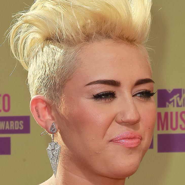 Miley Cyrus: Keine sexy Rollen mehr