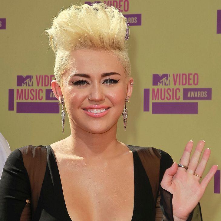Miley Cyrus durch Überwachungsvideo entlastet
