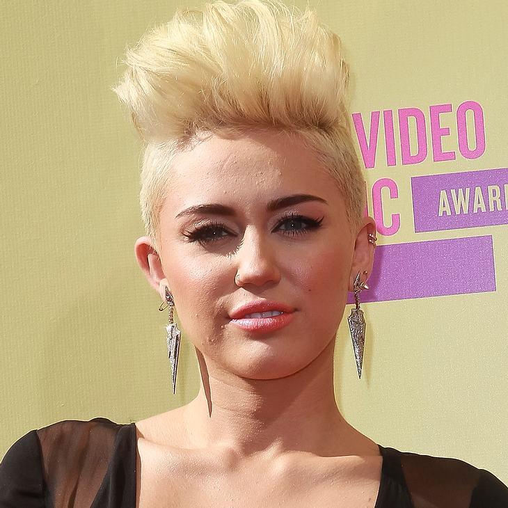 Miley Cyrus arbeitet mit Rapper an neuem Album