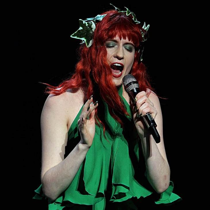Florence Welch designt Schmuck-Kollektion