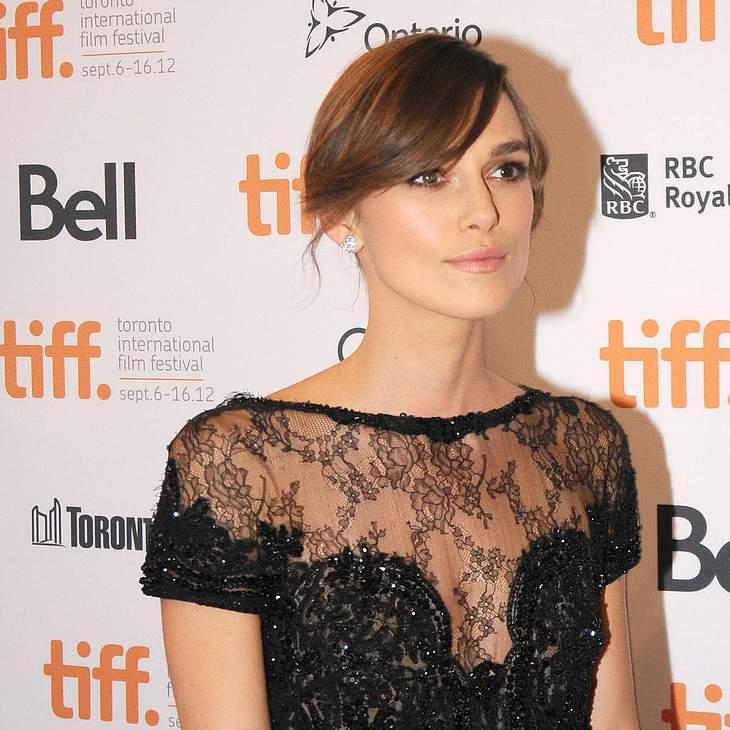 Keira Knightley: Ernsthaft für 'Anna Karenina'