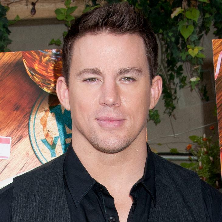 Channing Tatum: Bammel vorm Regiedebüt