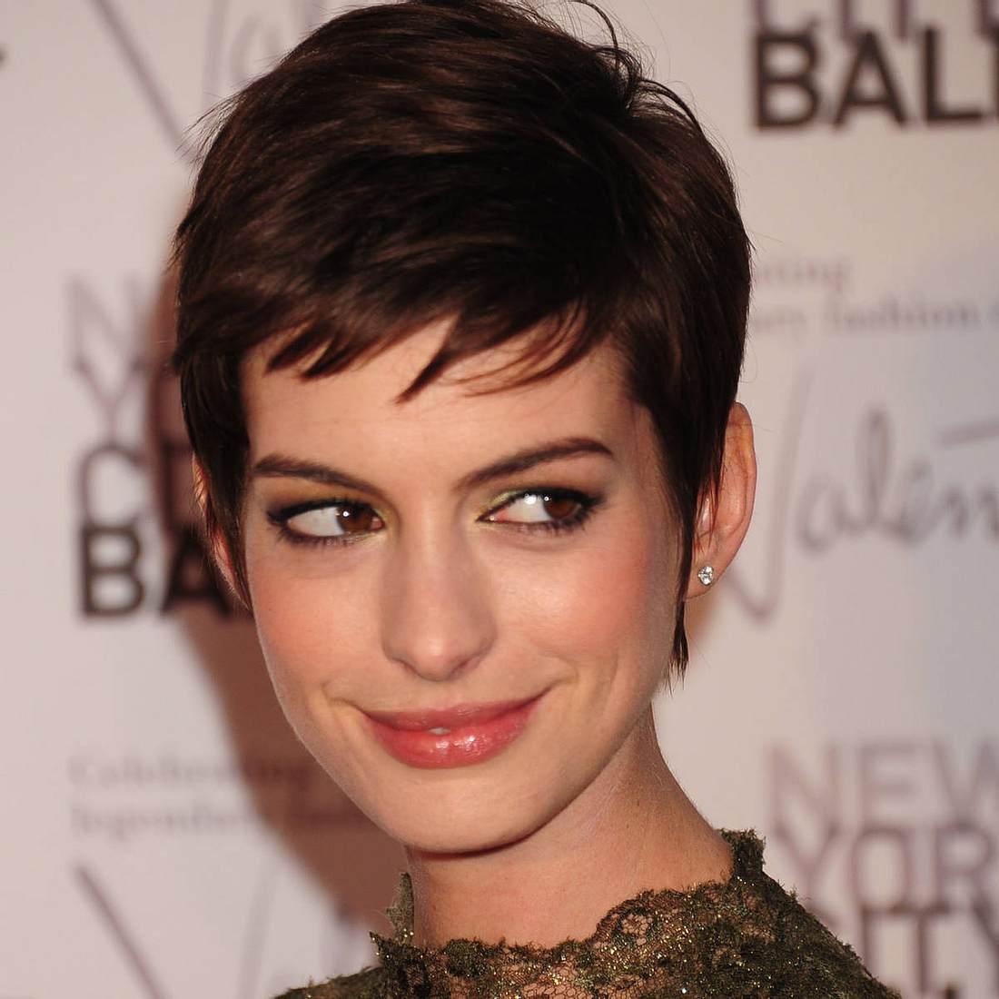 """Anne Hathaway war sich ihrer Rolle in """"Les Misérables"""" sicher"""