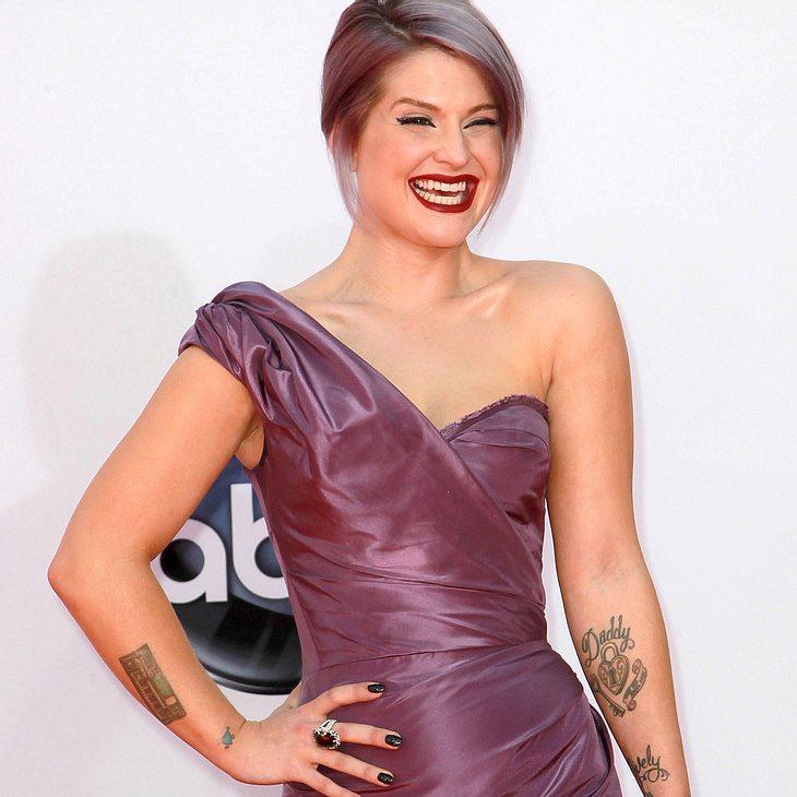 Kelly Osbourne bereut Luxusnagellack nicht