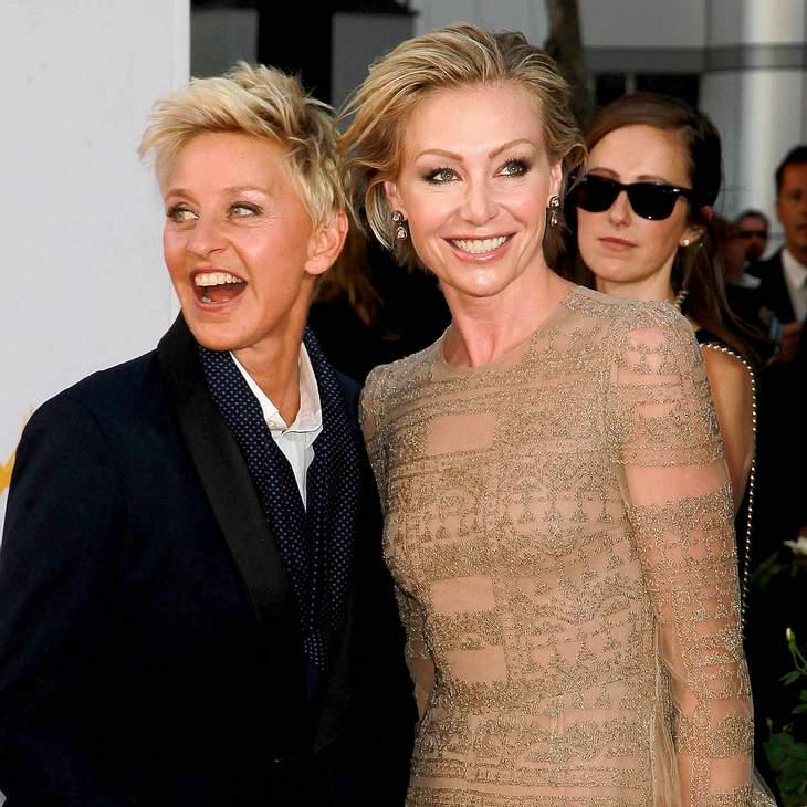Ellen DeGeneres: Beziehungsprobleme?