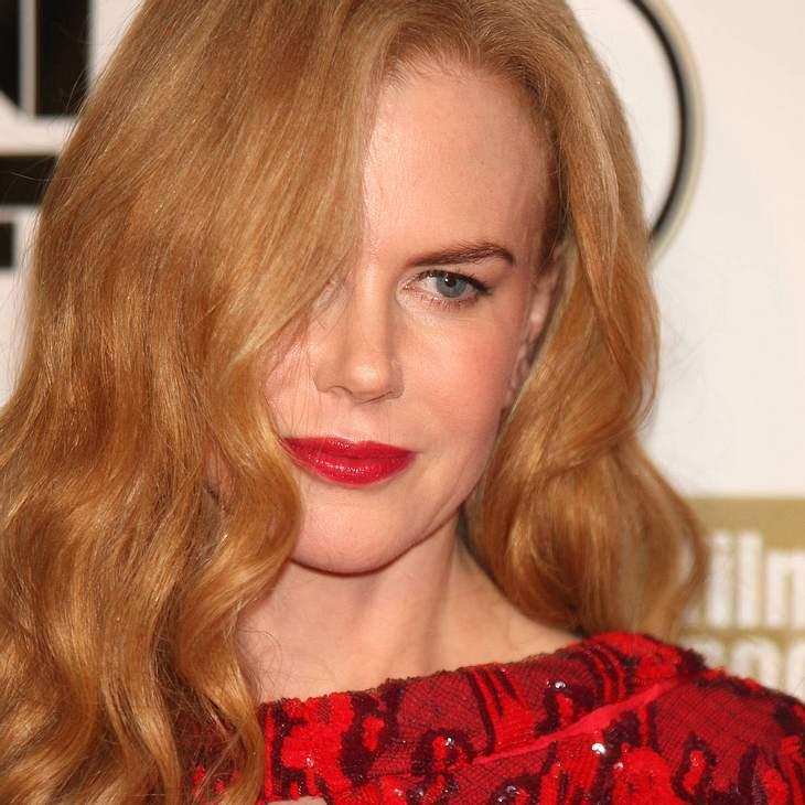 """Nicole Kidman: """"Ich kann jederzeit losheulen!"""""""
