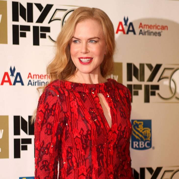 Nicole Kidman genießt ihre Angst