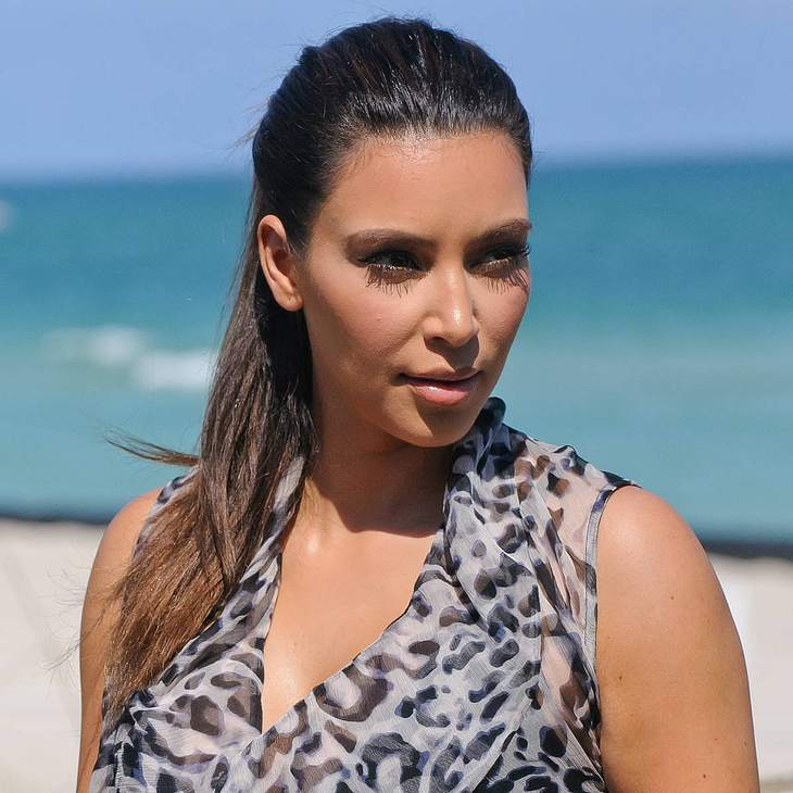 Kim Kardashian hofft auf Essen mit Kate Middleton