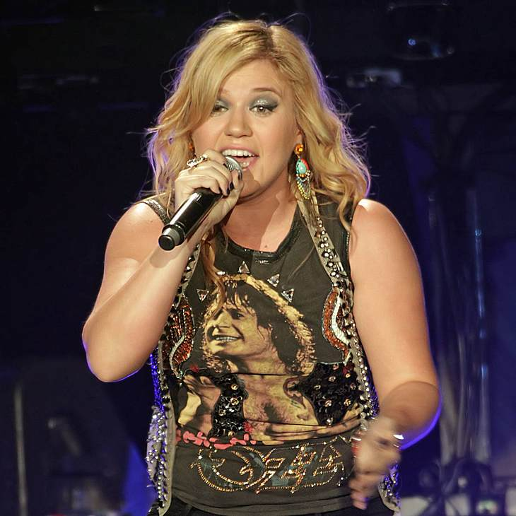 Kelly Clarkson träumt von Brust-Op