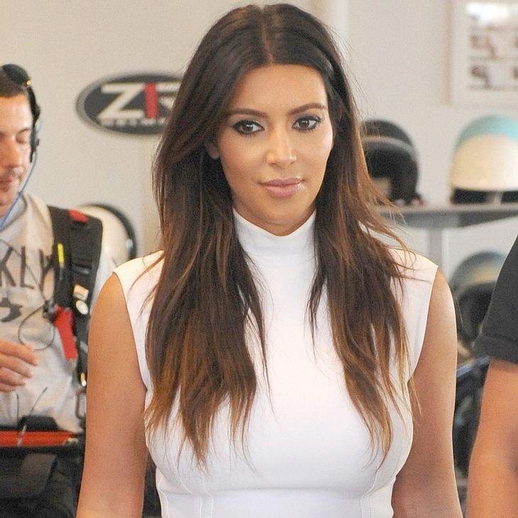 Kim Kardashian: Bei den Nachbarn unerwünscht