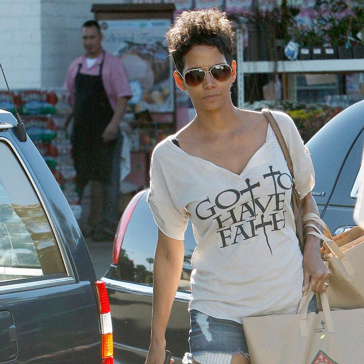 Halle Berry plant Flucht aus Hollywood