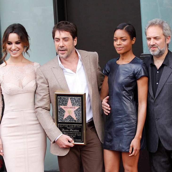 Javier Bardem mit Hollywood-Stern geehrt