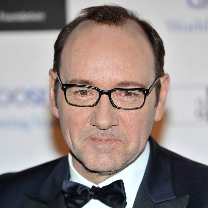 "Kevin Spacey wäre gern ""James Bond""-Bösewicht"