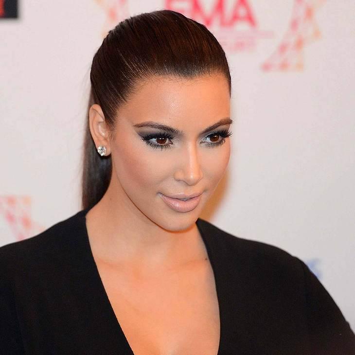 Kim Kardashian und Kanye West: Eisdiebe?