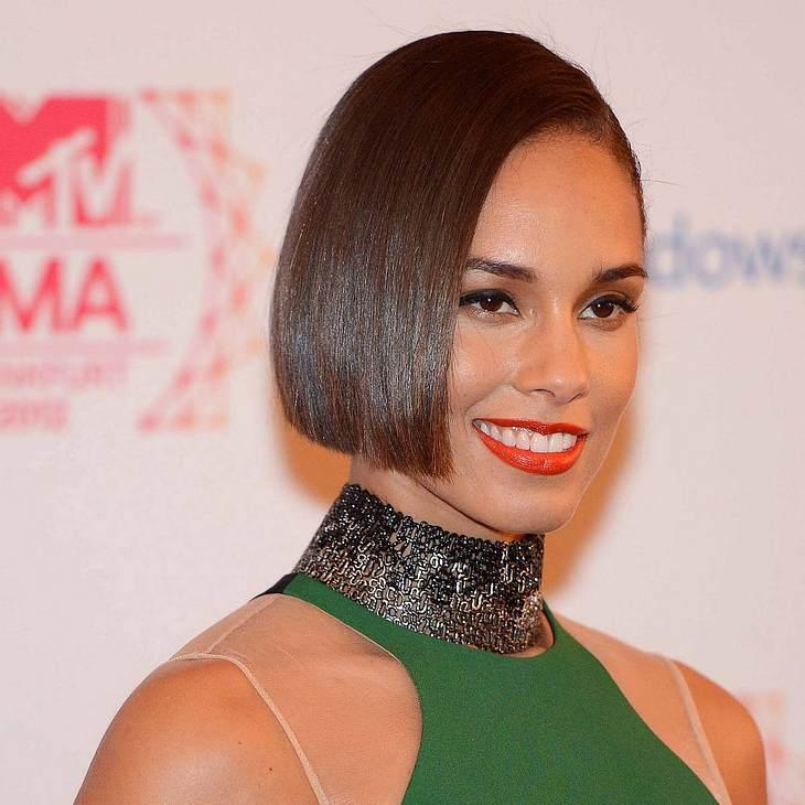 Alicia Keys' schmerzhafte Geburt