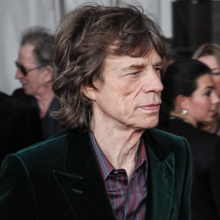 Mick Jagger liebt offenbar eine Ballerina