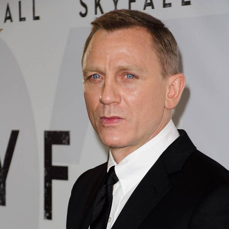 """Daniel Craig: """"Skyfall"""" erfolgreichster """"Bond"""" aller Zeiten"""