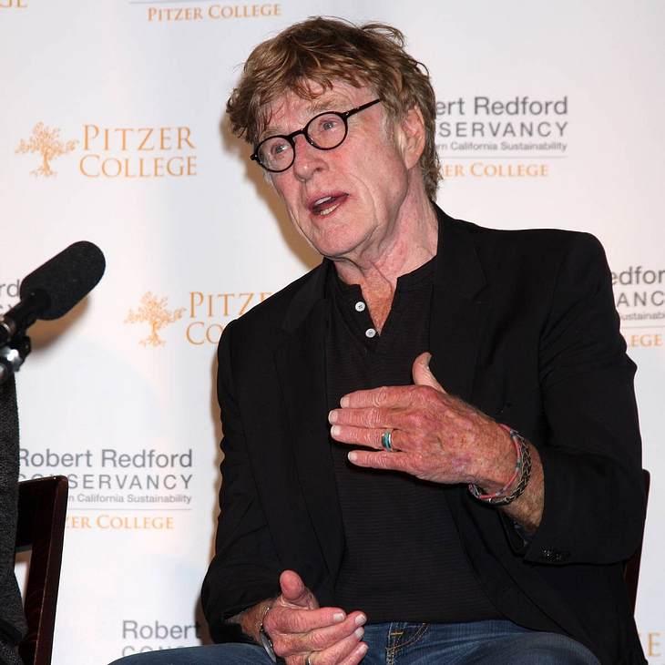 Robert Redford verlangt Dialog über Gewalt in Filmen
