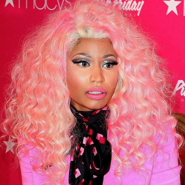 Nicki Minaj legt sich mit Steven Tyler an