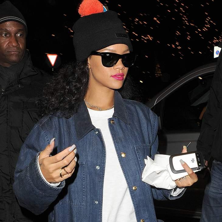 Rihanna: Vermeintlicher Stalker-Besuch
