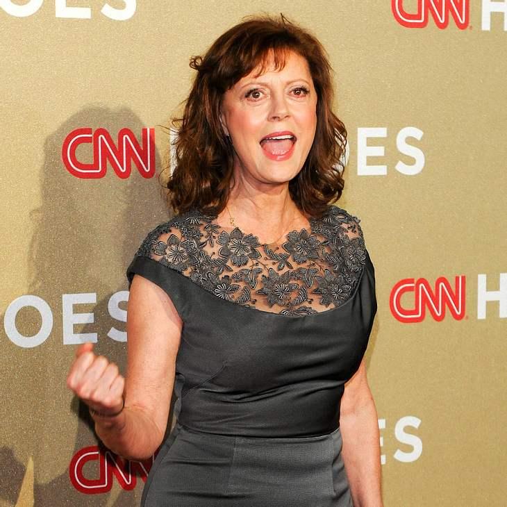 Susan Sarandon schätzt Zusammenhalt in Hollywood
