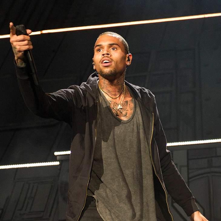 Chris Brown: Opfer von Scherz-Anruf