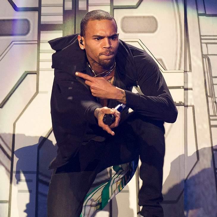 """Chris Brown: Alles """"cool"""" mit Frank Ocean"""