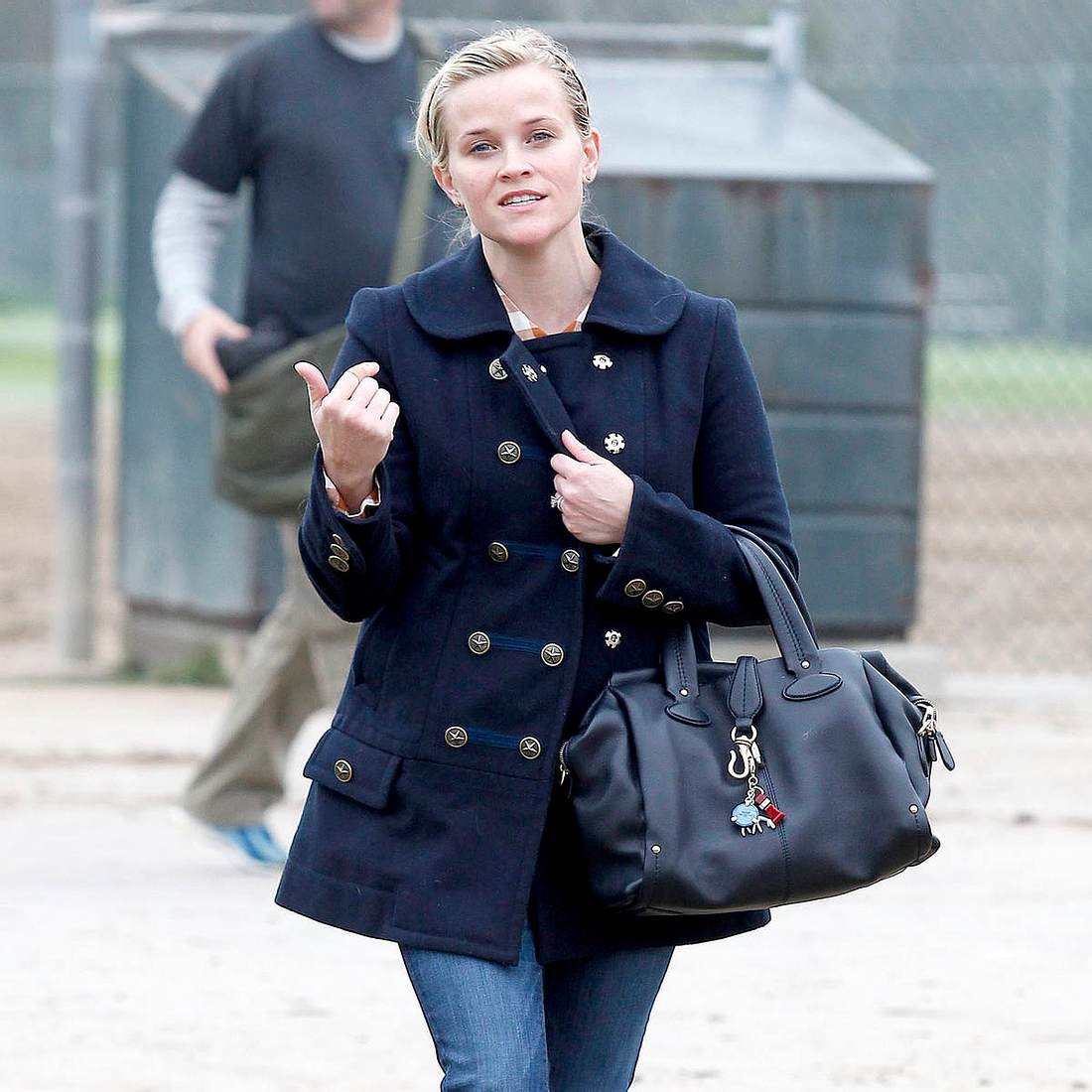 Reese Witherspoon: Babyspeck-Probleme