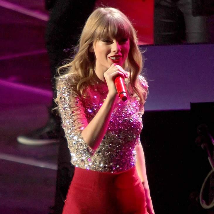 Taylor Swift übernimmt gerne die Kontrolle