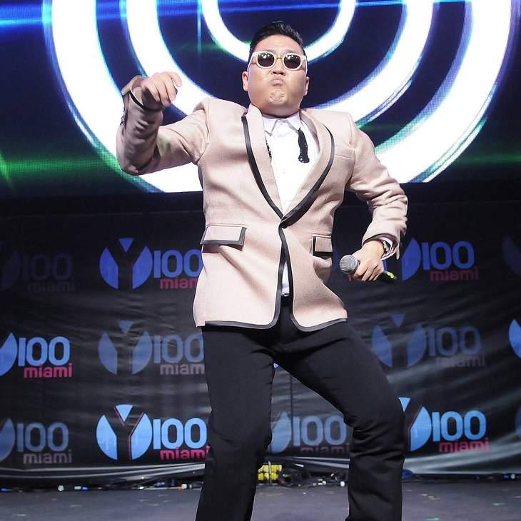 """Psy: Warum Obama keinen """"Gangnam Style"""" tanzt"""