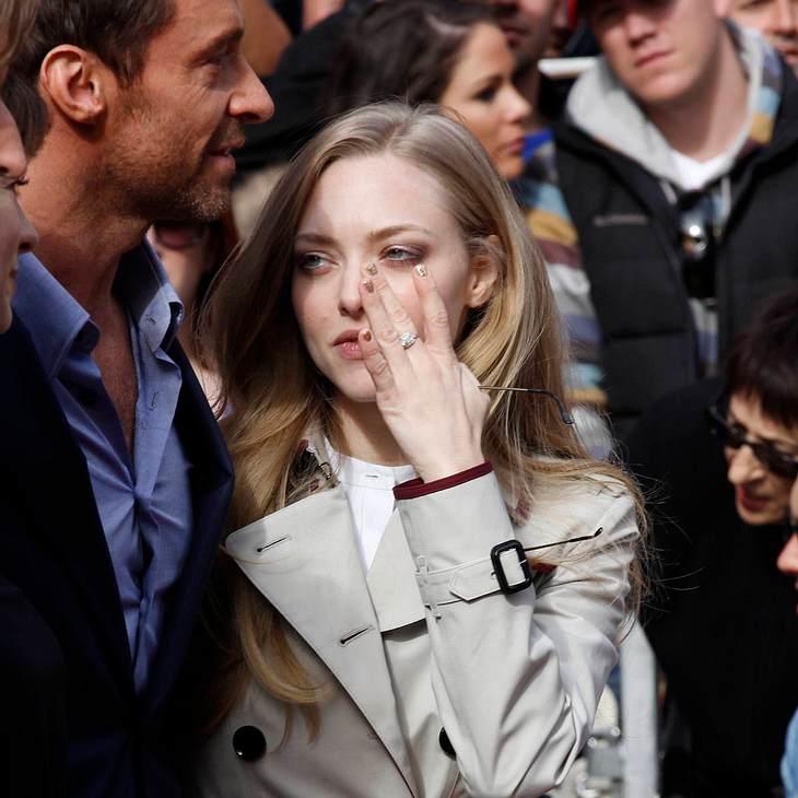 Amanda Seyfried: Lapdance von Hugh Jackman
